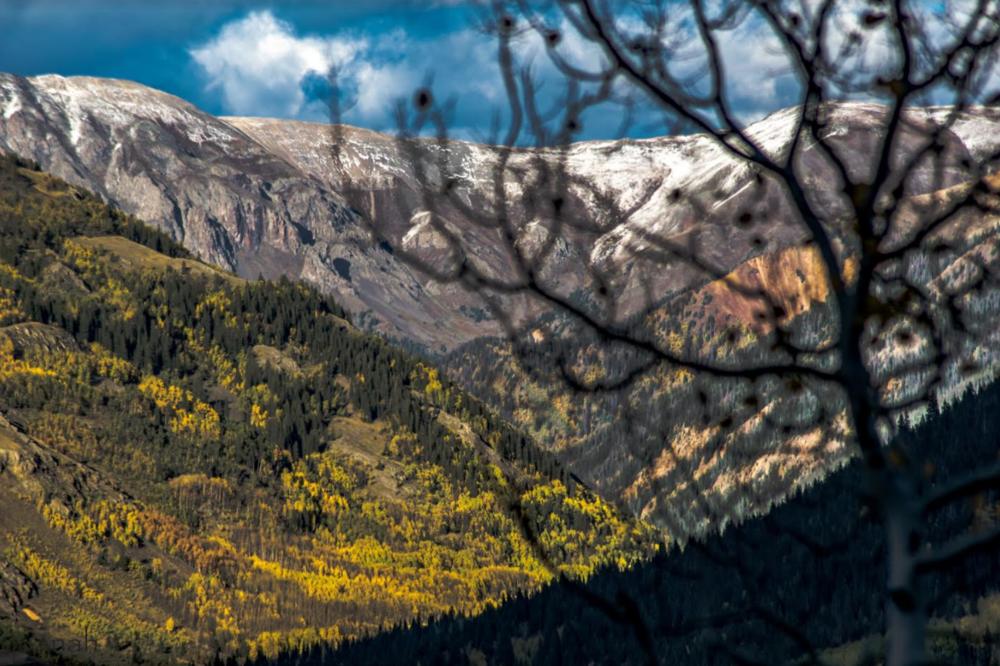 Silverton Colorado window shoot