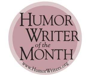 Humor Writer of the Month, August 2018Erma Bombeck Writers' Workshop