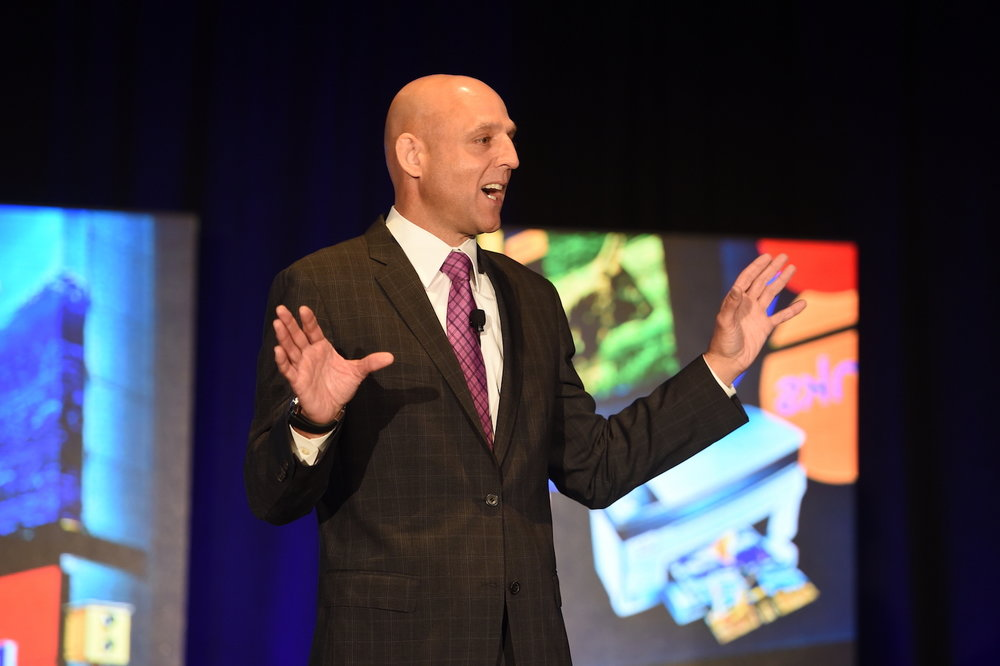 Business Performance Keynote Speaker Michael Veltri