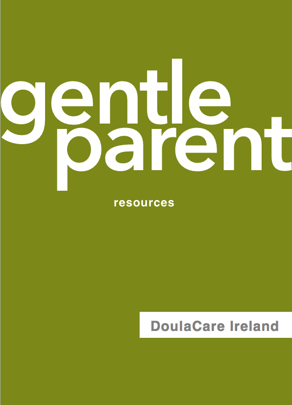 Gentle Parent Booklet