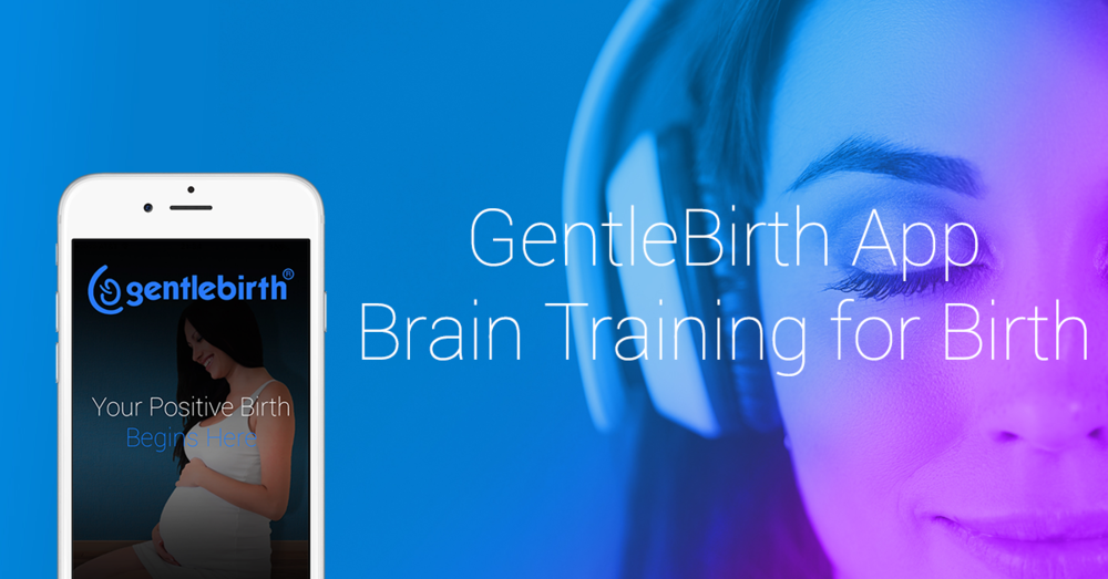 You can try the GentleBirth app free for the first week.