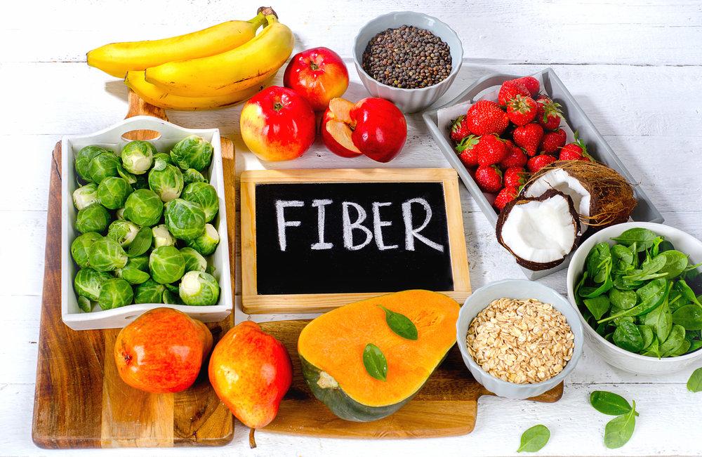 postpartum fiber diet