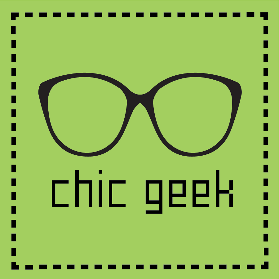 Chic Geek logo