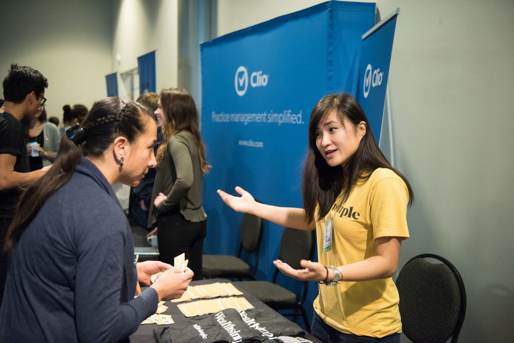 LEADING EDGE COMPANIES - Like Google, Slack and Amazon have presented at Geeky Summit. You'll learn practical tools to help build confidence in the face of intimidating situations.