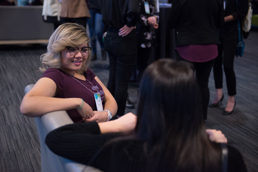 ENGAGED NETWORKING - With speakers, experts and other Chic Geeks, some of the industry's most celebrated women. This is a wonderful way to recognize resources you already have but don't yet see!