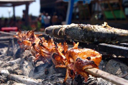 pesce griglia tradizionale oristano