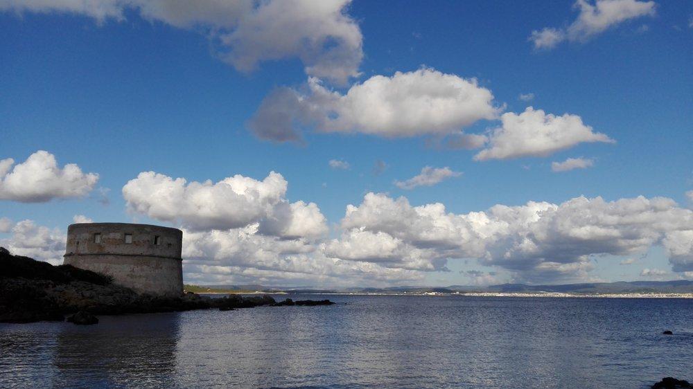 torre spagnola coast tour alghero
