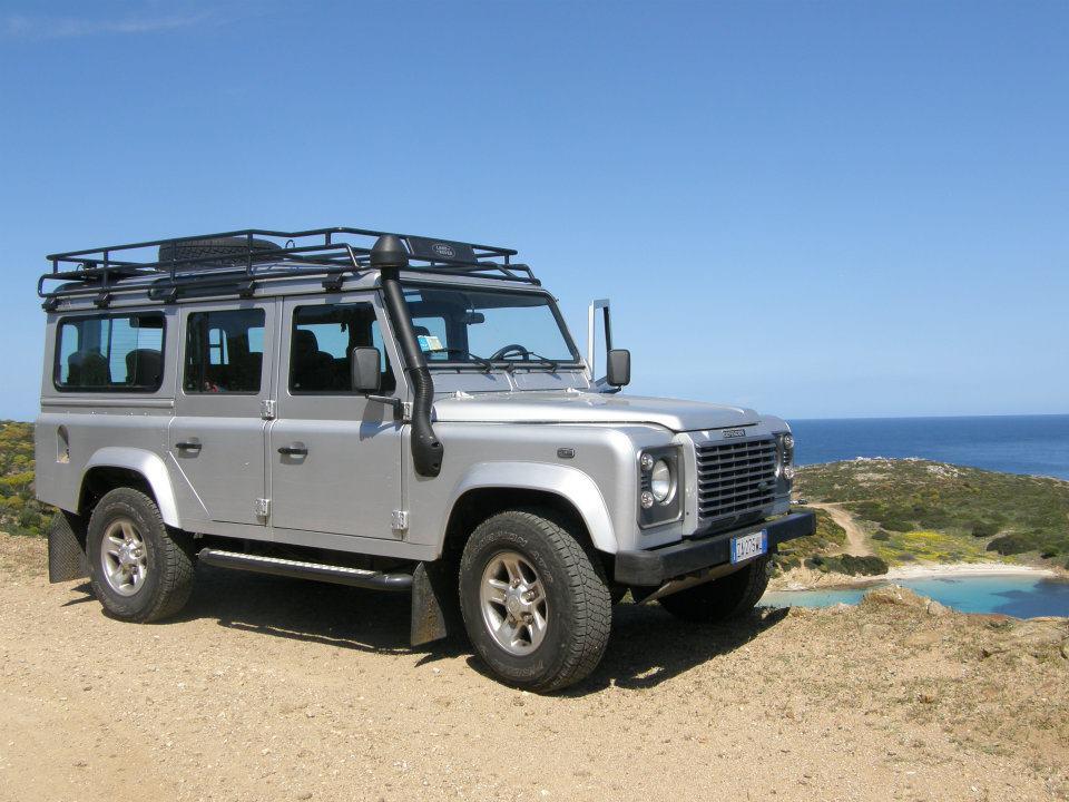 jeep tpur excursion asinara