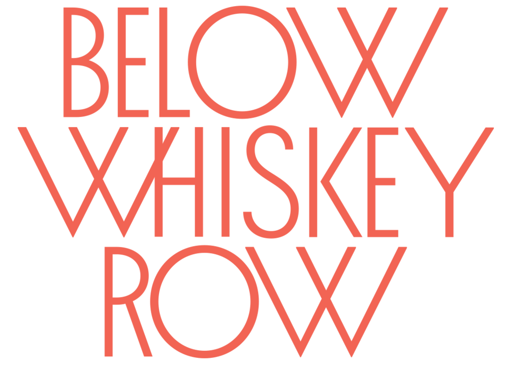 Below Whiskey Row