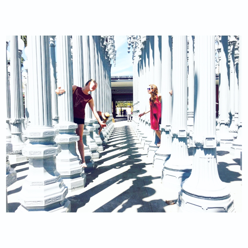 Outakes from LACMA
