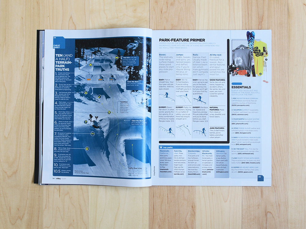Skiing Magazine