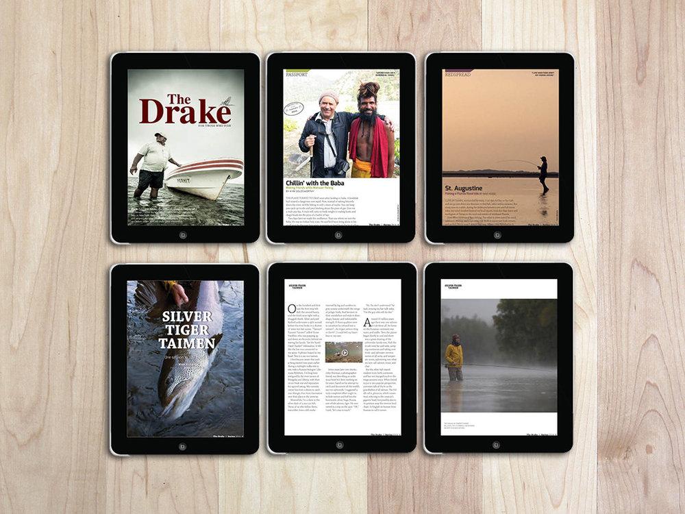 The Drake - Mag+