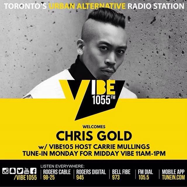 Chris Gold with VIBE105.jpg
