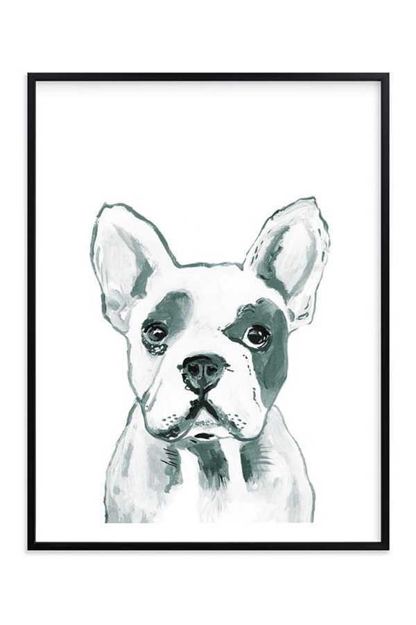 Hey Mr. Dog, Wall Art - $29.00+