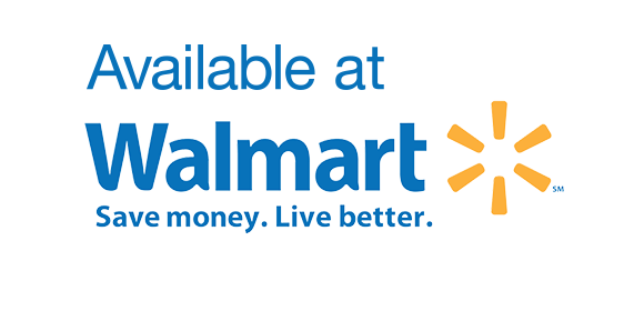 Available at Walmart