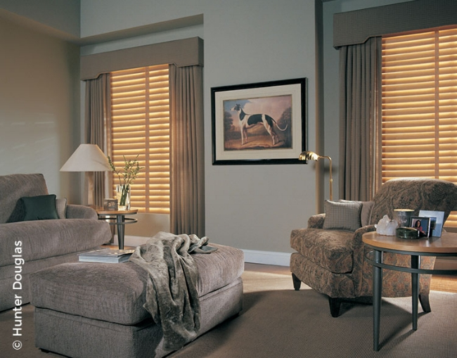 Barry Farmer Draperies Residential Shades