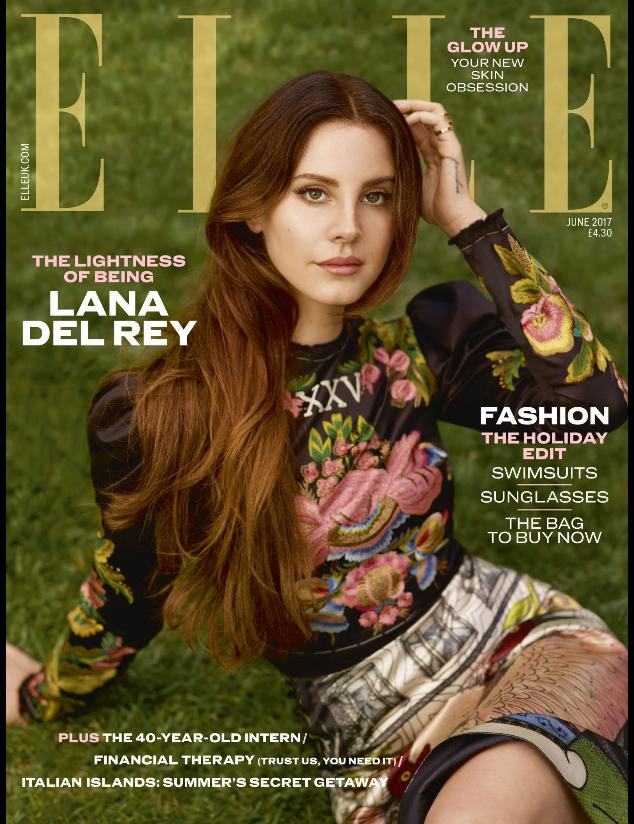 Elle Magazine- June 2017