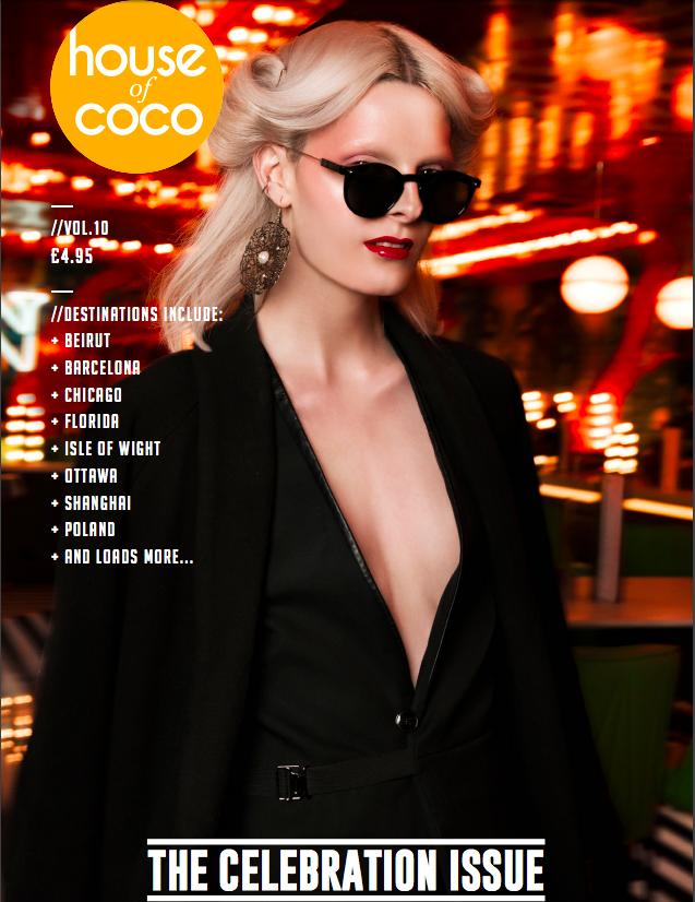 House of Coco Magazine-Celebration Issue