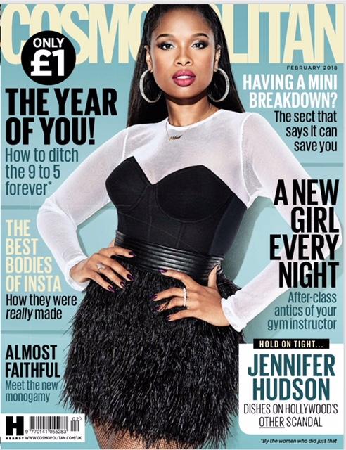 Cosmopolitan Magazine- February 2018