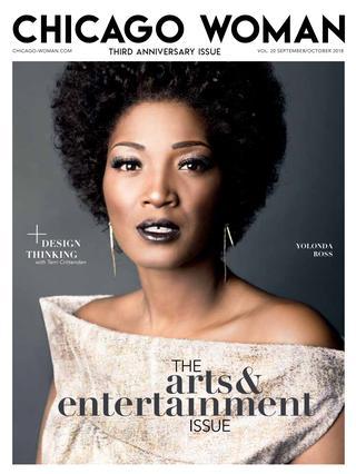 Chicago Woman Magazine- Sept./Oct. 2018