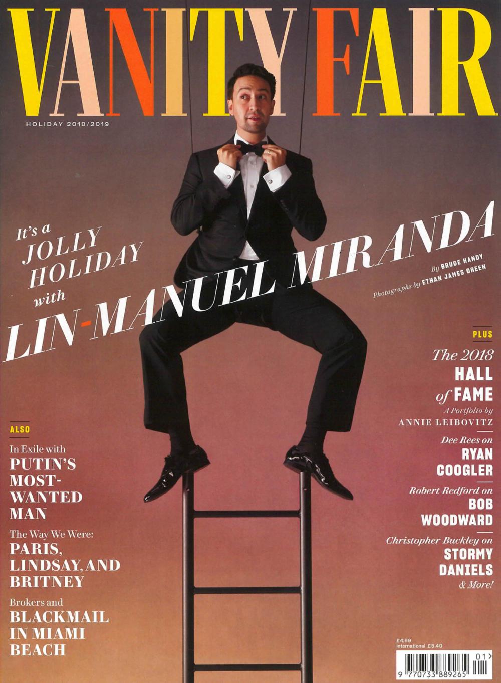Vanity Fair- Holiday Edition 2018