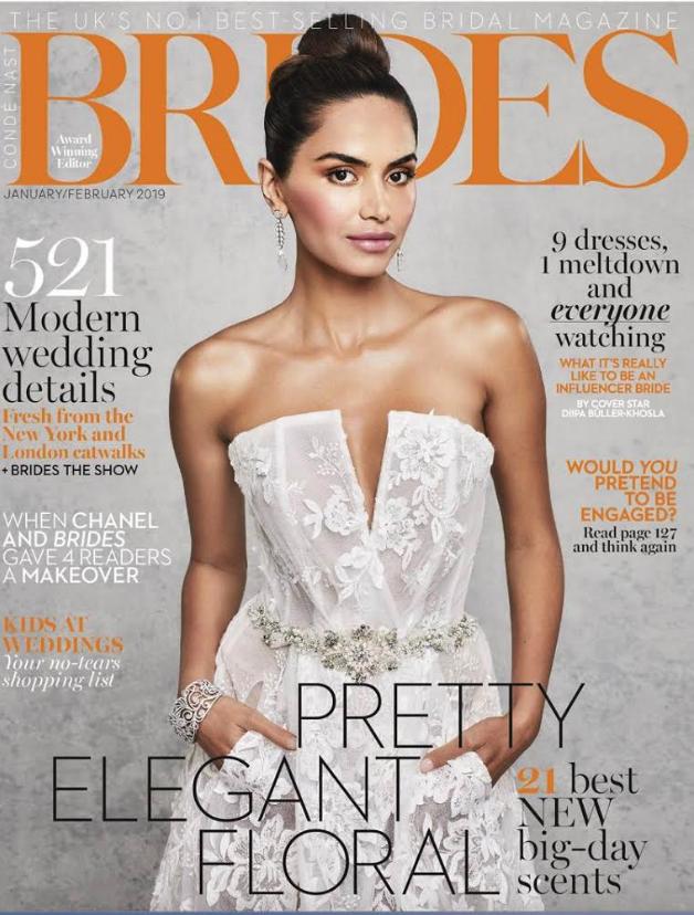 Brides Magazine- January 2019