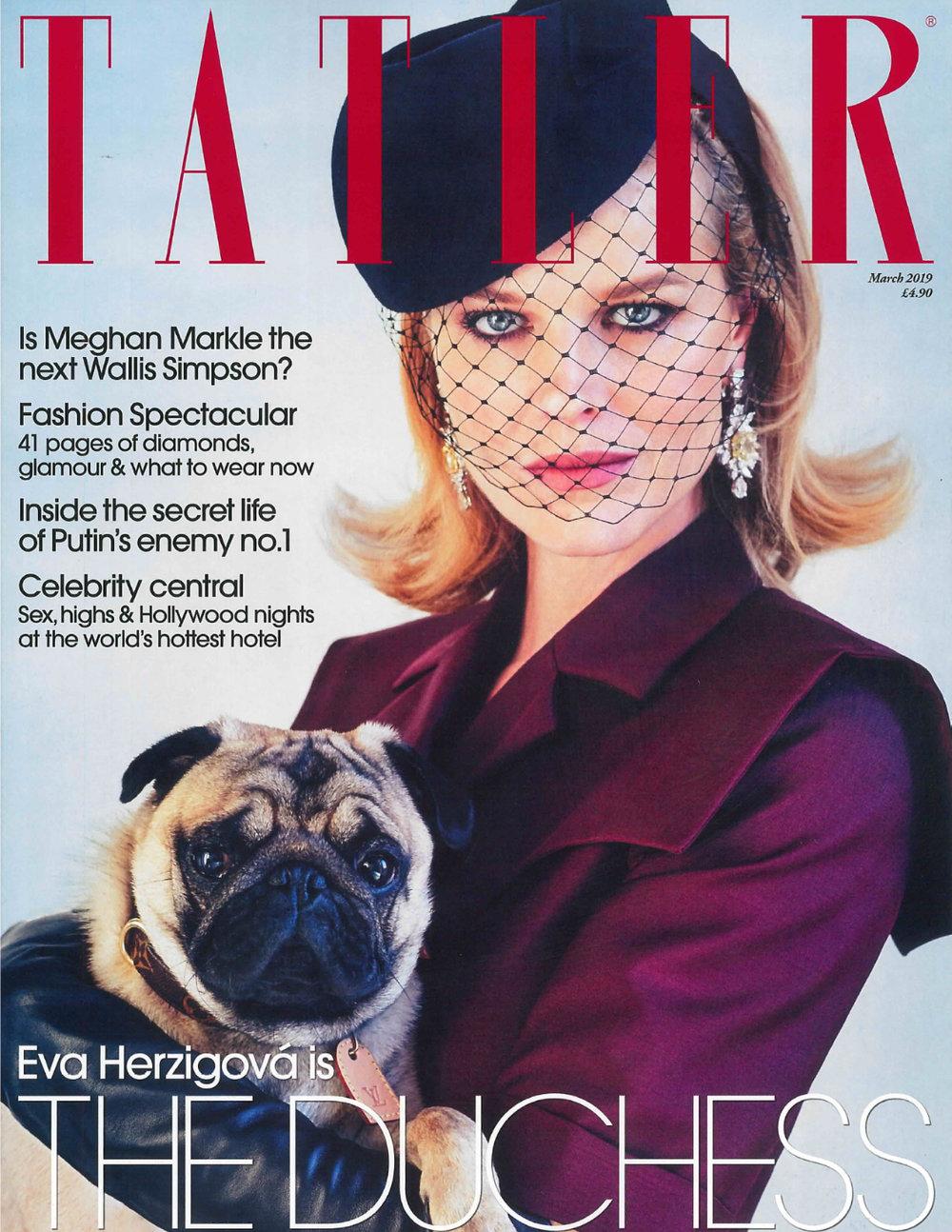 Tatler Magazine- March 2019