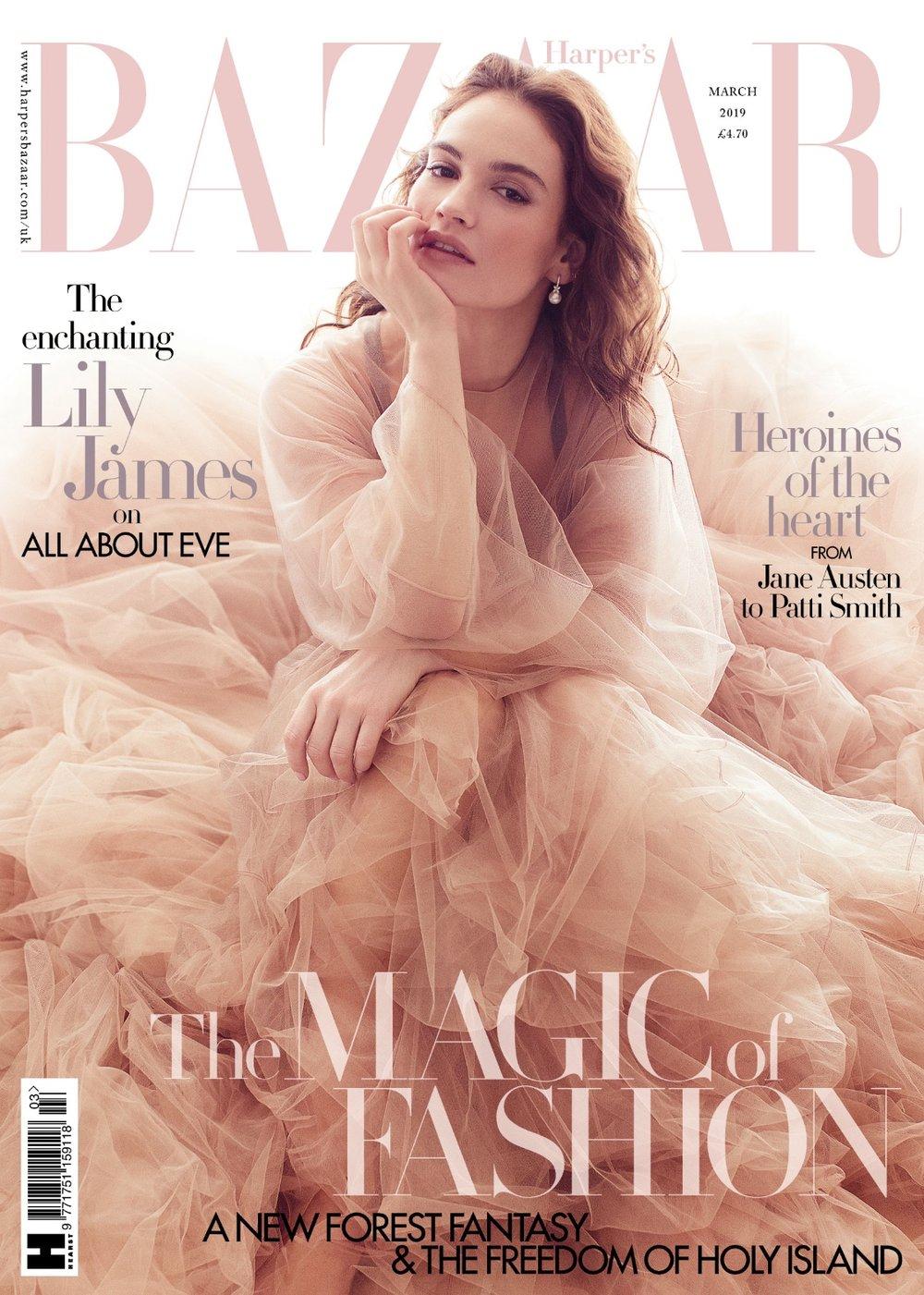 Harpers Bazaar- March 2019