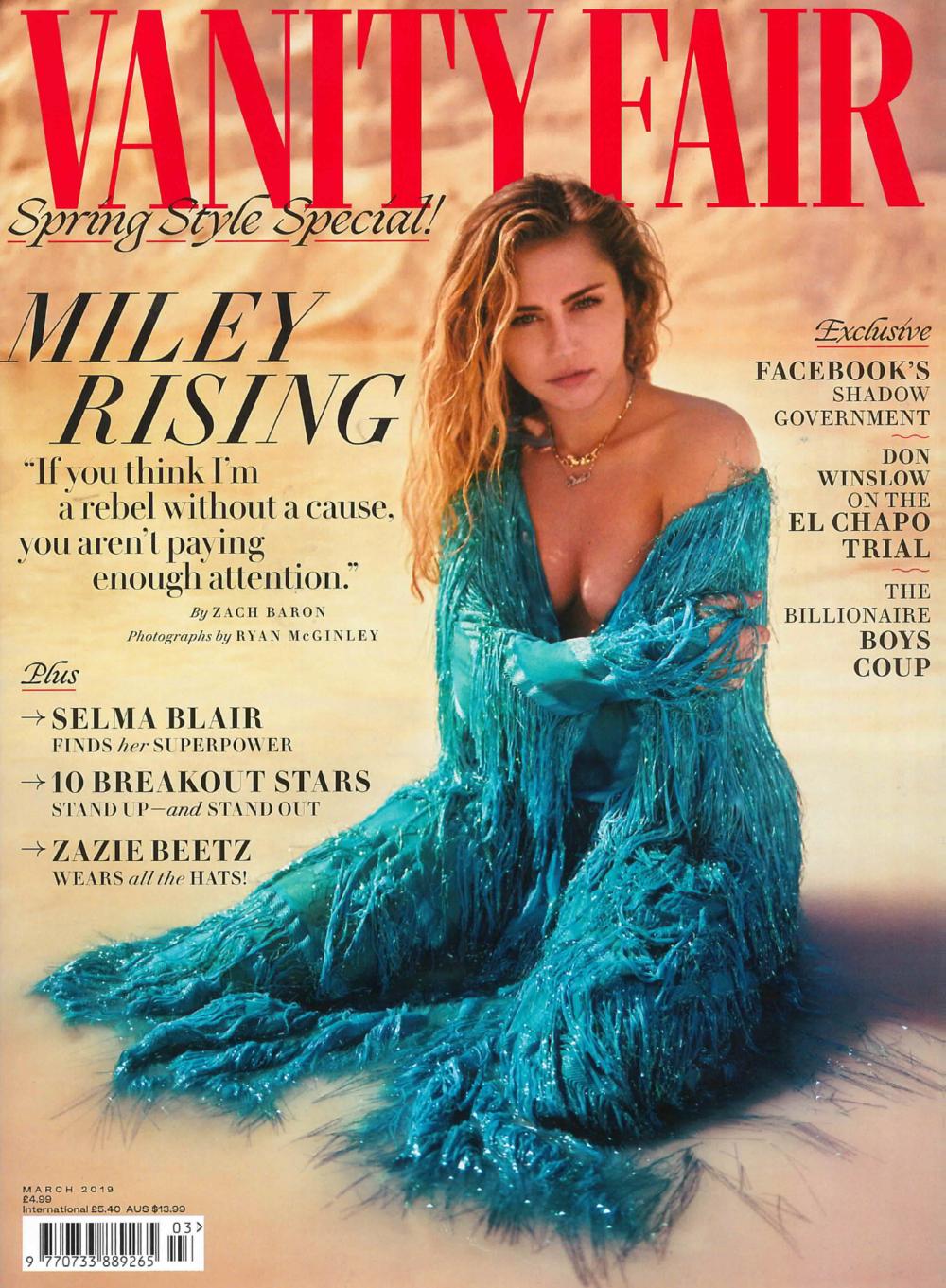 Vanity Fair- March 2019