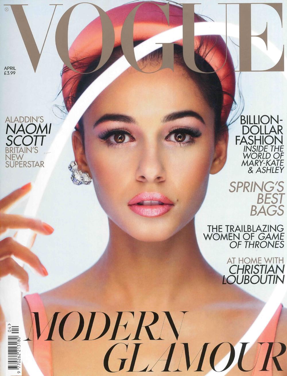 Vogue- April 2019