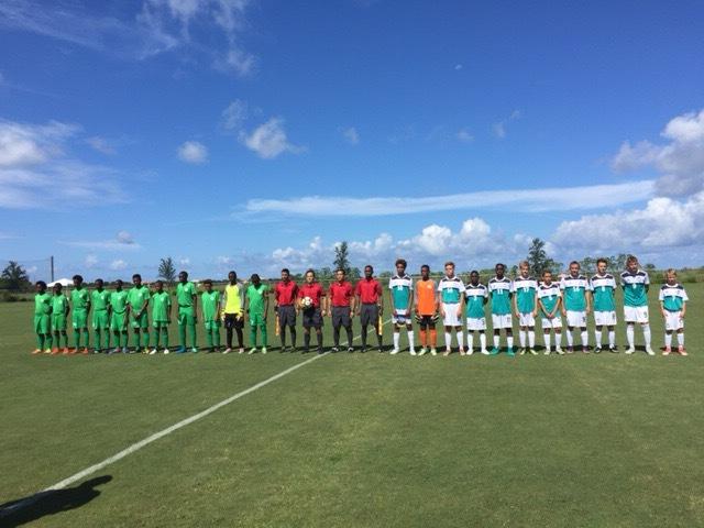 TCI vs. Montserrat