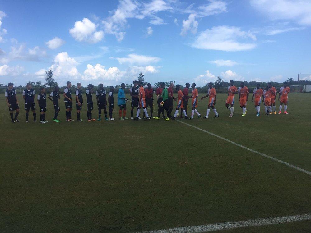 TCI vs. Anguilla