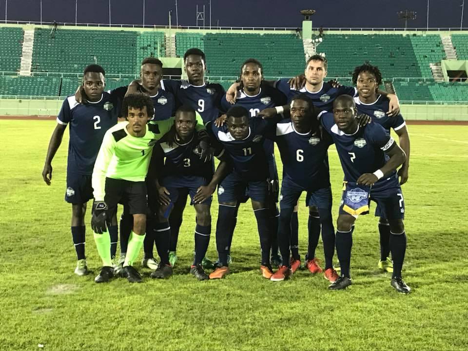 FIFA Men s International Friendly versus the Dominican Republic — TCIFA 5e951942b