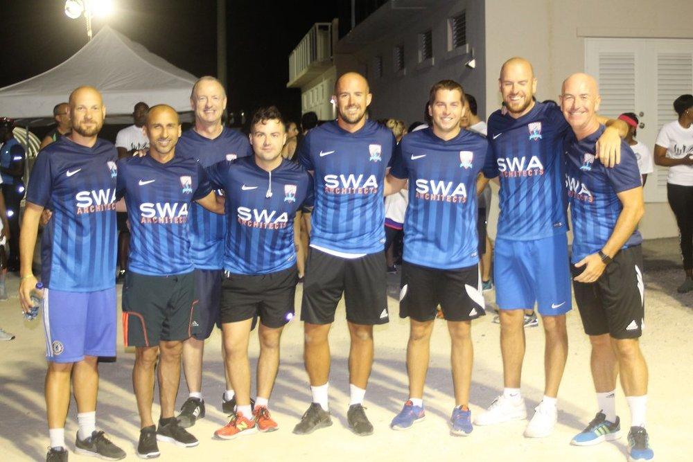 Team SWA Sharks