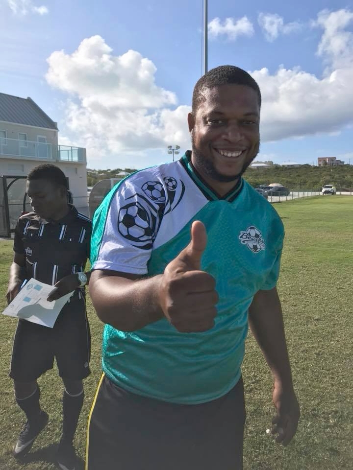 PLAYER OF THE WEEK:  Eroldo Clarke of Beaches FC