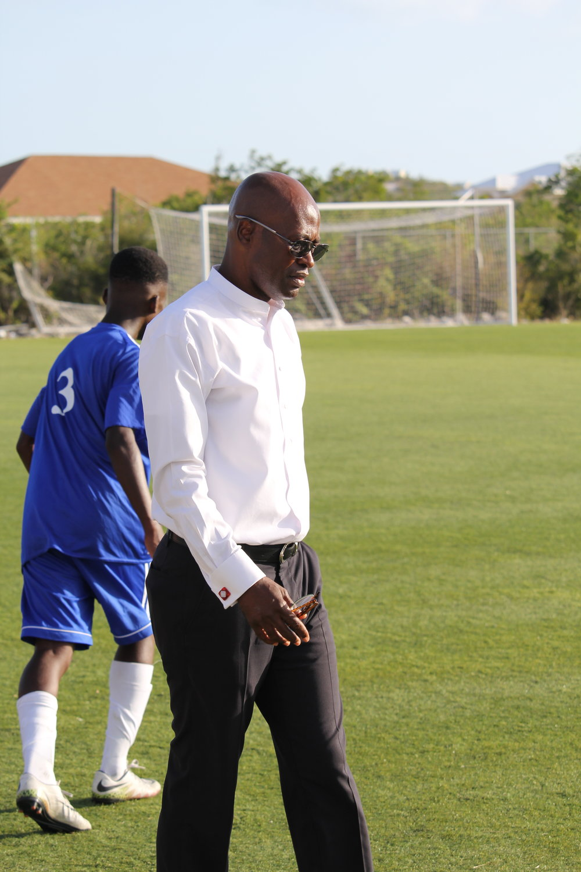 TCIFA Head Coach - Oliver Smith