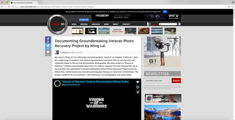 VisionsofWarriors_Cinema5D_TalentFeature_Screenshot_7_29_2017.png