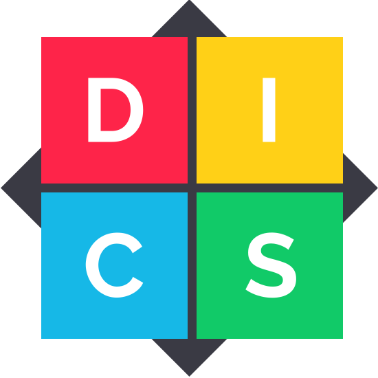 Login in to DISC assessment.