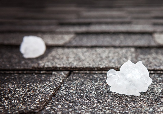 DO YOU HAVE HAIL DAMAGE? - Call today to schedule your free inspection 717-898-6000.