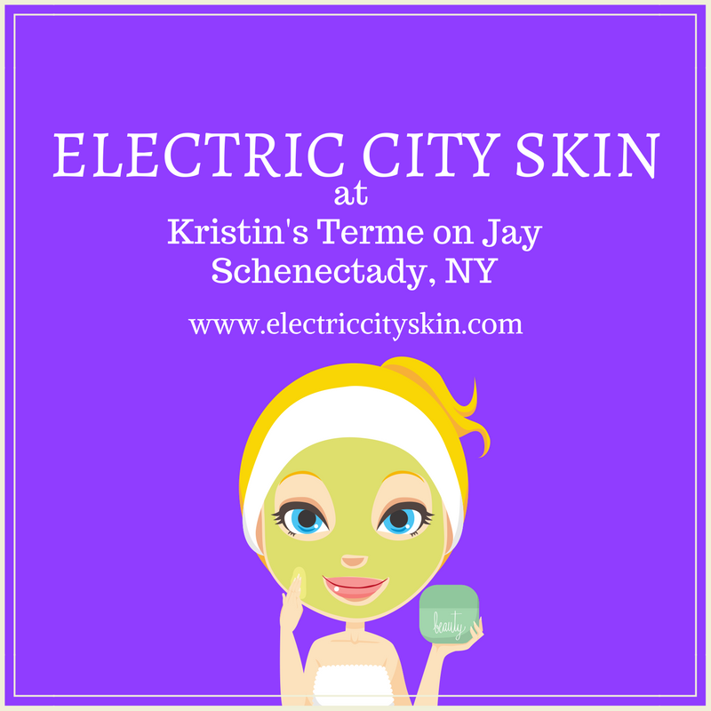 Electric City Skin at Kristin's Terme on Jay