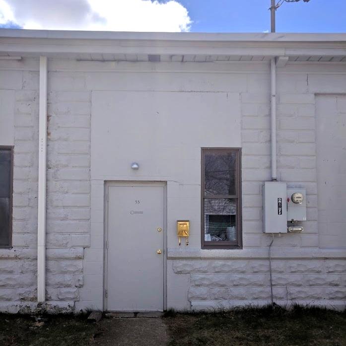 The Front Door - Stuff happens here.