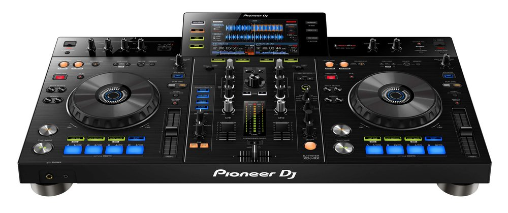 If you don't want to DJ on this, you'll need to bring your own controller.