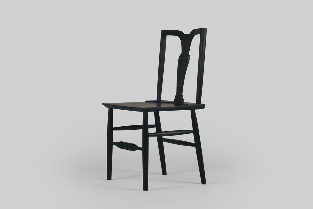 Bon Fiddle Back Chair