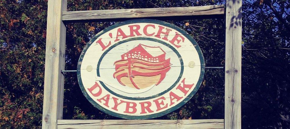 @ L'arche, Daybreak,  Toronto