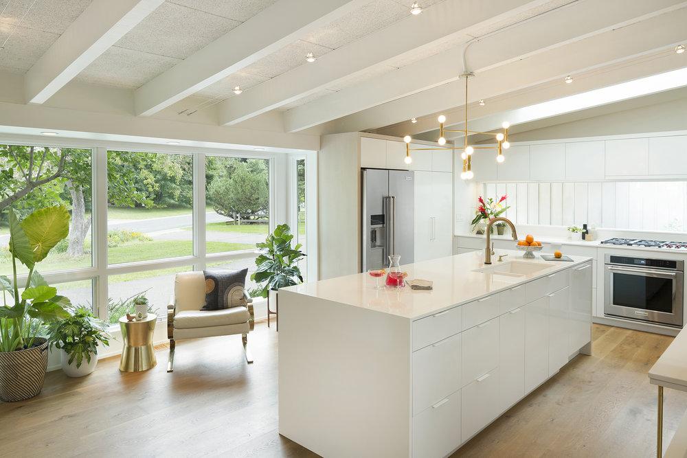 mid century revitalization   Vela Creative   Interior Design