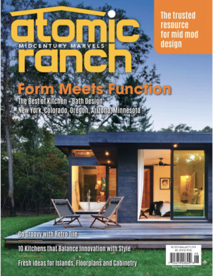 Atomic Ranch | Vela Creative Interior Design Feature