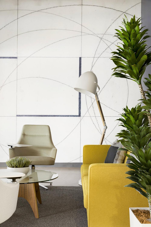 Area Environments Wallpaper | Vela Creative Interior Design