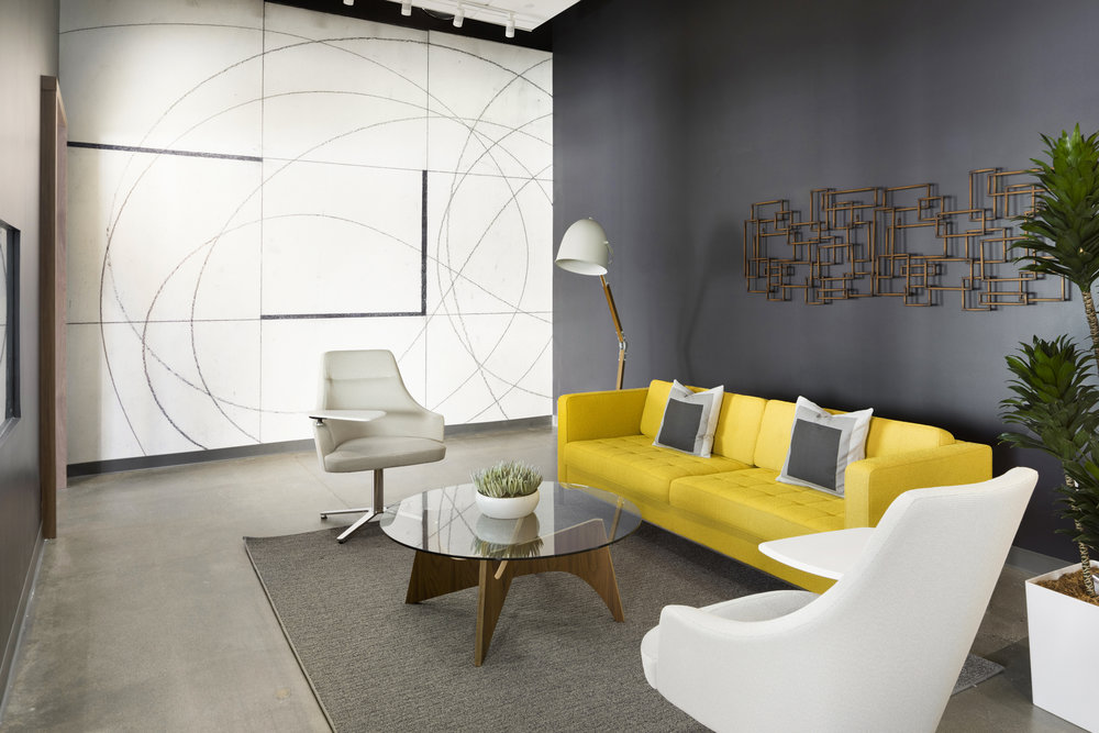 Fireplace Lounge | Vela Creative Interior Design