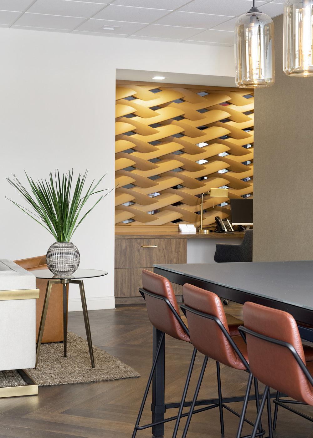Small Office Interior Design | Vela Creative
