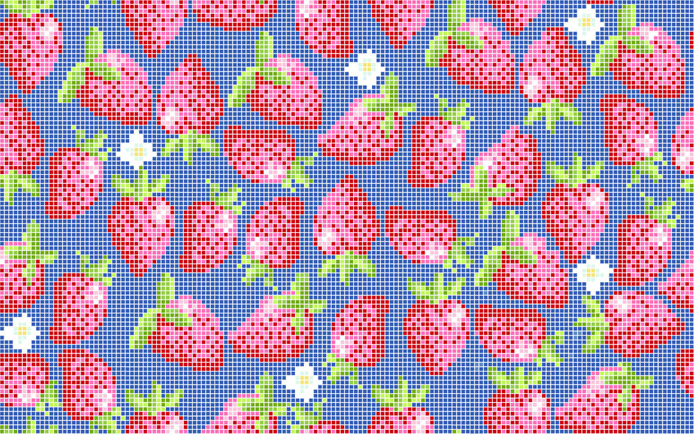 strawberries navy 6 inch-01.jpg
